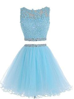 Sparkly Prom Dress, two pieces prom dresses applique short homecoming dresses , These 2020 prom dresses include everything from sophisticated long prom gowns to short party dresses for prom. Girls Short Dresses, Prom Dresses Two Piece, Cute Prom Dresses, Backless Prom Dresses, Grad Dresses, 15 Dresses, Homecoming Dresses, Pretty Dresses, Prom Gowns