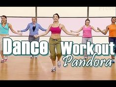 Cardio Dance Workout To Lose Weight - Dance Yourself Thin - Workout At Home For Women No Equipment - YouTube