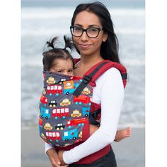 Tula Baby Carrier Standard - Look For Helpers available to purchase at The Infant Boutique. Pop into our Adelaide shop front.