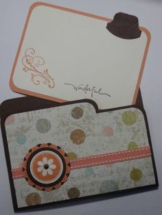 File Folder Card by TheresaCC - Cards and Paper Crafts at Splitcoaststampers