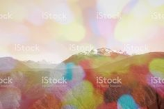 Ethereal Surreal Dream-like Mountainscape royalty-free stock photo Commercial Art, Bokeh, Image Now, Fine Art Photography, Ethereal, Surrealism, Royalty Free Stock Photos, Blur, Kiwi