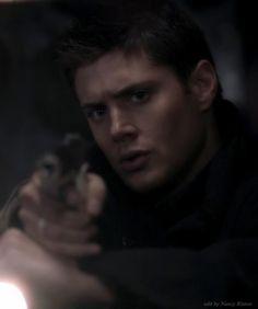 Dean with a gun - 1x17 Hell House edit by Nancy Ristow