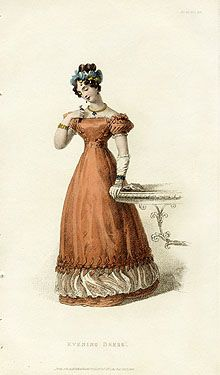 Ackermann's Repository of Arts Costume Prints 1825