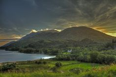 Scotland. Loch Shiel,Glenfinnan,Scotland