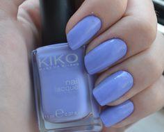 Oi meninas, tudo bom? Já fiz resenha dessa marca aqui no blog e vim mostrar mais uma cor linda para vocês! A Kiko é a minha marca preferida de...