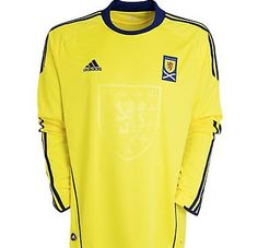 Scotland Adidas 2010-11 Scotland Adidas Long Sleeve Away Shirt Official 2010-11 Scotland Long Sleeve Away shirt manufactured by Adidas and available to buy online. This authentic Scotland merchandise is available to purchase in kids sizes small boys medium boys  http://www.comparestoreprices.co.uk/football-shirts/scotland-adidas-2010-11-scotland-adidas-long-sleeve-away-shirt.asp