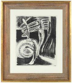 LOST ART SALON: Vintage Art, Modern Art & Antique Art (Paintings, Ceramics & Sculptures) Jerry Oper