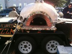 The Bakers Oven Wood Fired Pizza