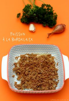 Poisson à la bordelaise Healthy Life, Food And Drink, Beef, Fish, Cooking, Oui, Simple, Healthy Recipes, Apple