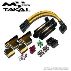 YAMAHA VIRAGO XV750 RipForce(LV4) Takai Ignition Coil System 84+ Ignition System, Ignition Coil, Spark Gap, Yamaha Virago, Cafe Racer Build, Performance Engines, Full Throttle, The Rev