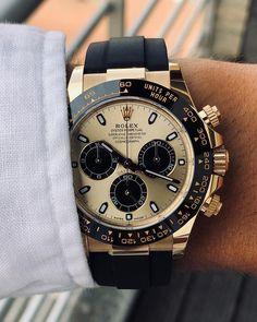 G Shock Watches, Cool Watches, Rolex Wrist Watch, Rolex Models, Vintage Rolex, Rolex Daytona, Seiko Watches, Luxury Watches For Men, Beautiful Watches