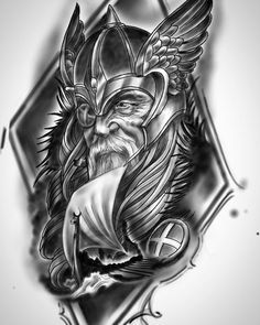 Славянские и скандинавские татуировки | эскизы's photos Hai Tattoos, Tatuajes Tattoos, Bild Tattoos, Body Art Tattoos, Tattoos For Guys, Cool Tattoos, Viking Tattoo Sleeve, Norse Tattoo, Celtic Tattoos