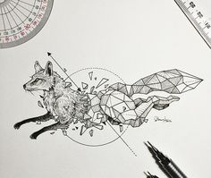 Philippines-based artist Kerby Rosanes finds the math in nature.
