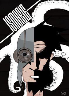 Ismaele Comic illustrated by Michele Mirco Zurlo for Akronya Studio - www.massoneriacreativa.com