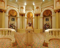 Bellagio Wedding Chapel Ceremony Room Las Vegas Pinterest Chapels Weddings And