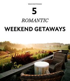 1000 images about weekend getaways on pinterest travel for Romantic weekend getaways dc