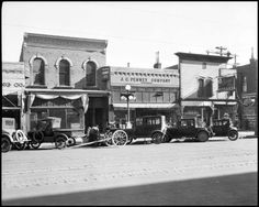 J.C Penny Co ~ N. Tejon St ~ Colorado Springs Colorado ~ 1925