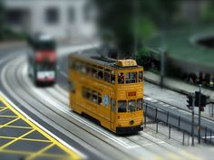 tilt shift photography | Tilt shift photographie
