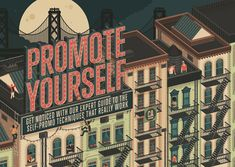 The designer's guide to self-promotion | Self promotion | Creative Bloq