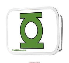 Klamra Green Lantern