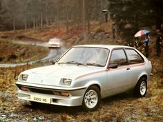 Vauxhall Chevette 2300 HS - 1978