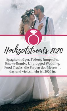 These are the wedding trends 2020 - Hochzeitskleid Pretty Nail Colors, Spring Nail Colors, Food Trucks, Colors For Dark Skin, Unplugged Wedding, Modern Flower Arrangements, Wedding Tags, Wedding Trends, Garden Wedding