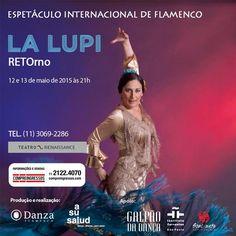 Show La Lupi em São Paulo