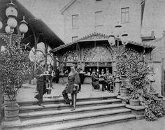 Der Tivoli Konzertgarten bestand bis 1937.