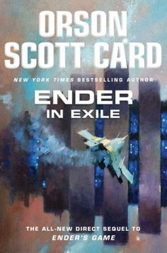 Ender in Exile: book 1.5 (2) in Ender's Game series - this one happens b/w Ender's Game and Speaker, War of Gifts happens in Battle School