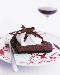 Chocolate Cream Pie Recipe on Food & Wine