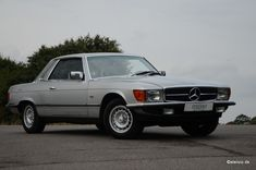 Mercedes Benz 280 SLC - 1981This car was bought in 2008 by its one Danish owner at the German Mercedes specialist Memento. It has now covered 138.000 KM from new.  DKK 135.000 EURO 18.200