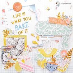 All Things Sweet & Simple! | Elsie Robinson – Pinkfresh Studio