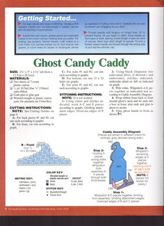 Ghost Candy Caddy 2/4