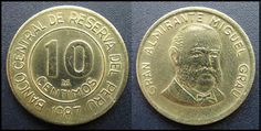 NUMISMÁTICA DEL PERÚ Y DEL MUNDO: Monedas Peruanas