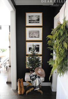 2019 Holiday Housewalk - Dear Lillie Studio - Home deco - 2019 Holiday Housewalk - Liebes Lillie Studio - Home Deco - geehrter Dear Lillie, Christmas Bedroom, Christmas 2019, Apartment Christmas, Christmas Holidays, Cute Home Decor, Cheap House Decor, Diy Wall Decorations, Decor Crafts