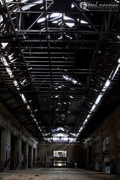 Michigan Central Station in Detroit, MI detroit photographer michigan central station mcs 4