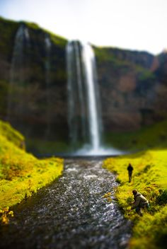 The Little Things: Tilt-shift photography experimentation