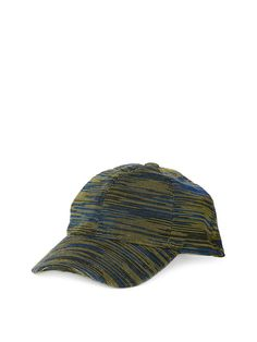 Woven Cotton Baseball Cap by M Missoni at Gilt