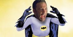 Why oh Why did I accept the role of Batman.... Hoping Ben Affleck does a better job than he did playing superhero Daredevil. He has some big shoes to fill! Batman vs. Superman, Dawn of Justice, May 2016!