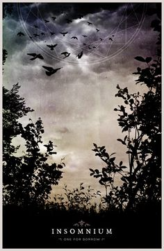 insomnium one for sorrow poster - Google Search
