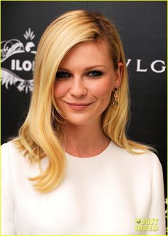 """""""When you want polished and glamorous, go for a low-volume, sleek blowout, like Kirsten Dunst's.  It gives a slimming effect to fall's heavy, bulky clothing."""" -Jenny Cho, Suave Professionals hairstylist"""
