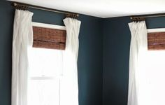 Benjamin Moore Gentlemen's Gray - Navy with a hint of teal - Shine Your Light - My Blogosphere Favorites of 2013