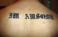 Tattoo Spelling Fails. See More @ http://www.buzzfeed.com/inkmaster/the-13-biggest-tattoo-spelling-fails