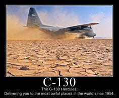 The C-130 Hercules   Aviation Humor