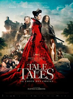 Check out the new U. trailer for the head-scratching fantasy film Tale of Tales, starring Salma Hayek, John C. Reilly, Toby Jones, and Vincent Cassel. Vincent Cassel, Films Hd, Hd Movies, Movies Online, Watch Movies, Movies Free, Cinema Movies, Salma Hayek, Film Movie