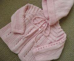 Ravelry: Hooded Jacket pattern by Watmoughs Knitting Studio