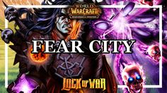 awesome LockOfWar | WoD 6.2.4 PvP Affliction Warlock | 2x 3vs3 Arenas | Fear City