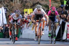 Bauke Mollema takes the Japan Cup