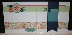 My Scrap Happy Life - Tina Lovell. I am getting this kit from her.