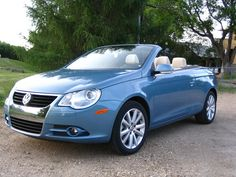 Just got one, I am very pleased! 2007 VW Eos 2.0T